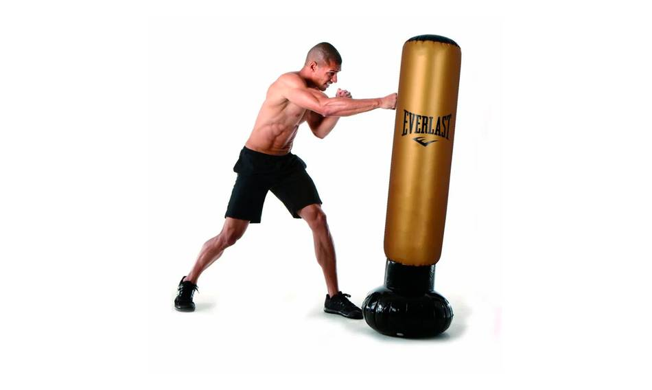 TORRE INFLABLE PARA BOX EVERLAST