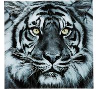 Cuadro cristal Tigre 80x80cm