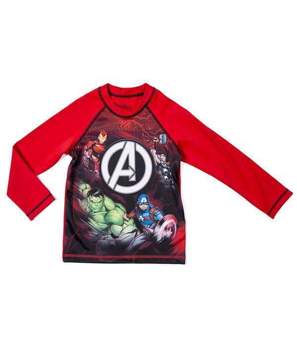 Camiseta baño Avengers