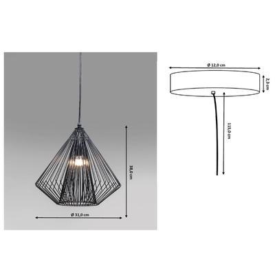 Lámpara Modo Wire