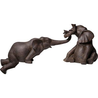 Figura decorativa Elefant Zirkus (2 piezas)