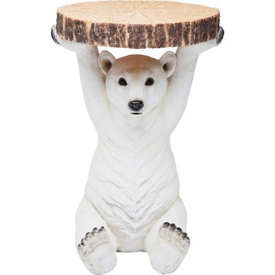 Mesa auxiliar Polar Bear Ø37cm