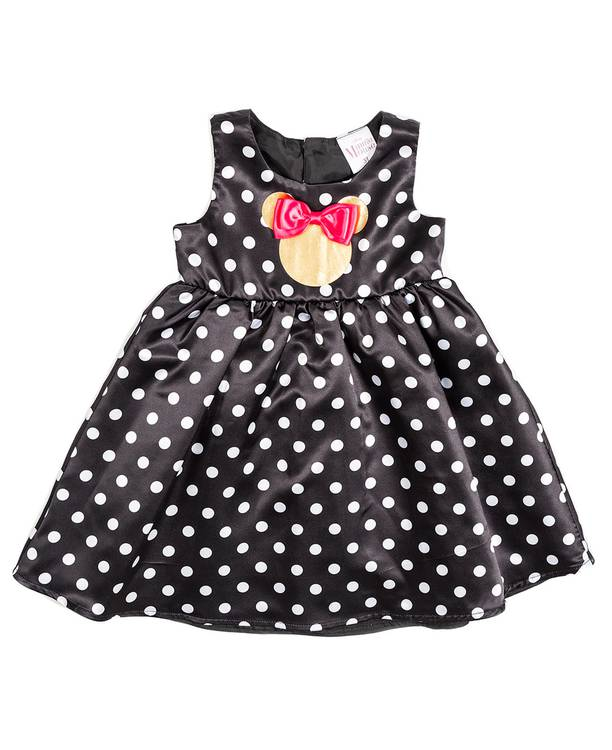 Vestido Caminadora Minnie
