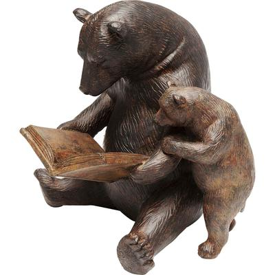 Objeto decorativo Reading Bears