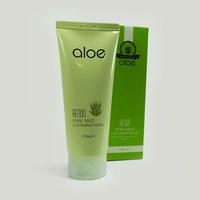 Pure Aloe Mild Cleansing Foam 170 ml