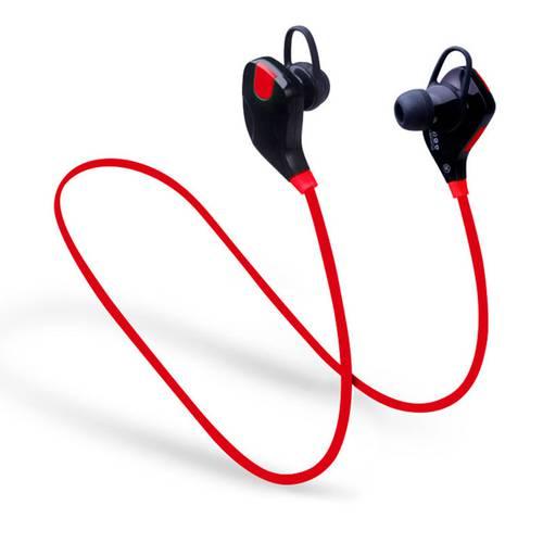 Audífonos Bluetooth Para Correr - Rojo