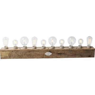 Lámpara mesa Edison 10