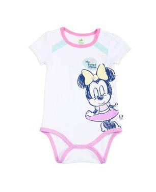 Body Manga Corta Gp04 - Disney Baby