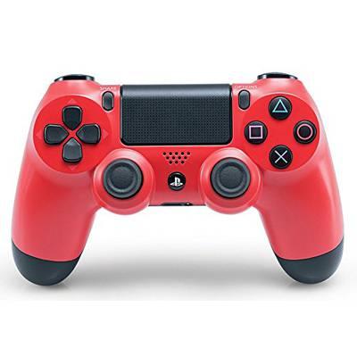 Control inalambrico Sony DualShock 4 Rojo PS4