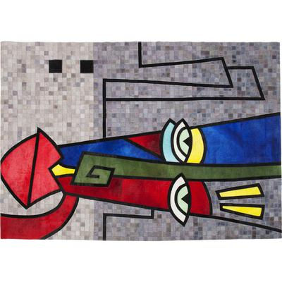 Alfombra Face Pop Art 170x240cm