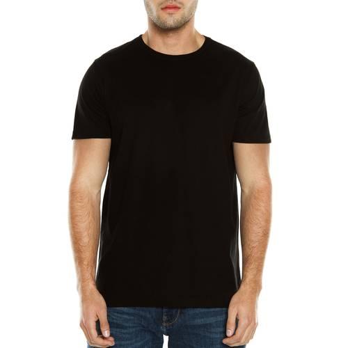 Camiseta Grunge Rosé Pistol Para Hombre  - Negro