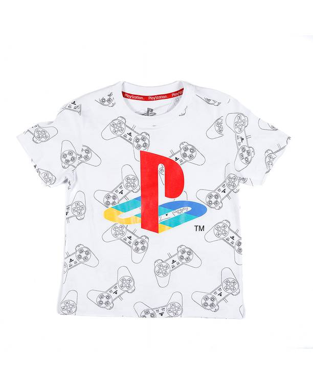 Camiseta Niño Play Station