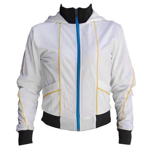 Chaqueta Jacket Bei Blanco OFF