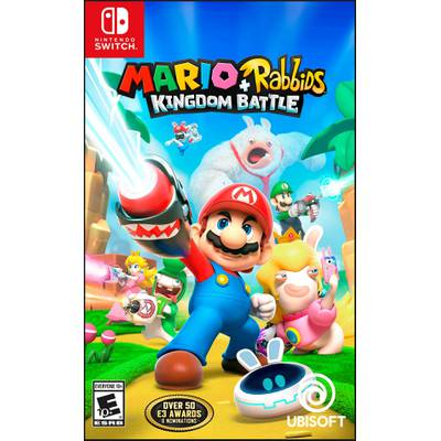 Mario + Rabbids Kingdom - Nintendo Switch