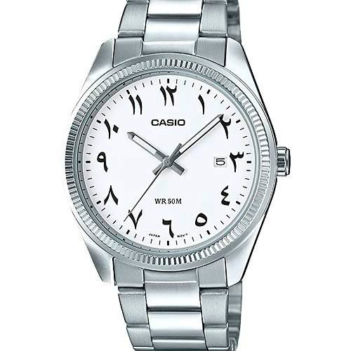 db99d63d68ac Reloj análogo blanco-plateado 1302D-7B3 - Compras Davivienda