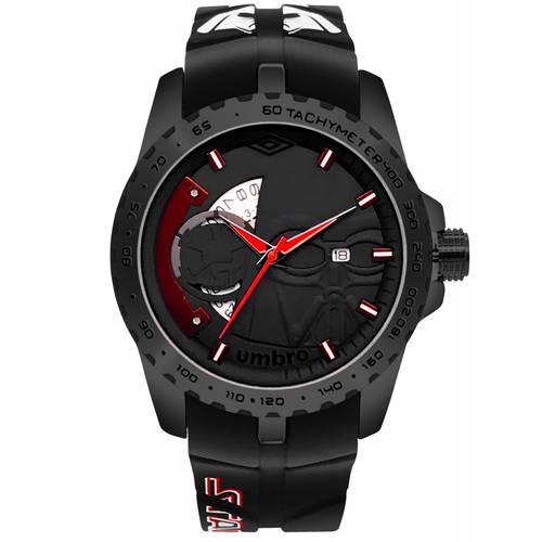 Reloj Negro/Negro - Umb-Sw02-1