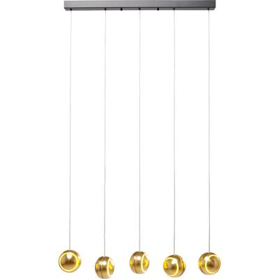Lámpara Spool 5 oro LED