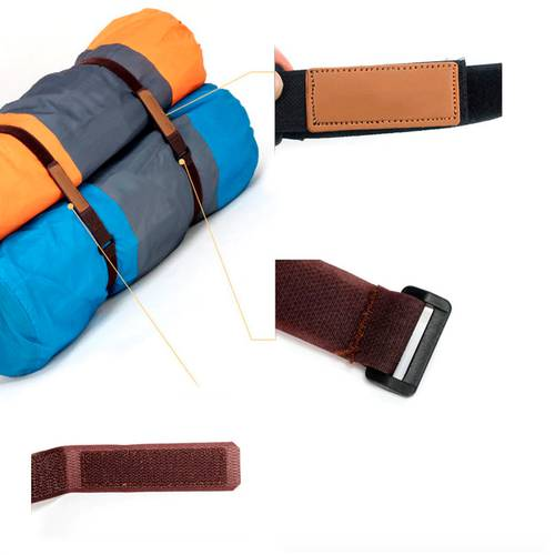 Set De 2 Cinturones De Amarre Para Camping