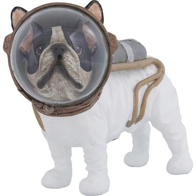 Figura decorativa Space Dog 21cm