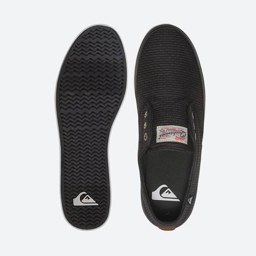 AQYS300061 Zapatos Shorebreak Delu M XKSW Negro-Gris-Blanci