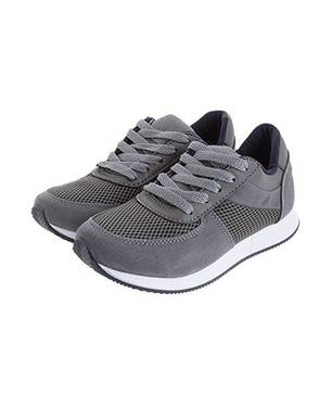 Zapatos Urban Gray 2.O Sneakers G00112 Gris*Gris - LUSOLE
