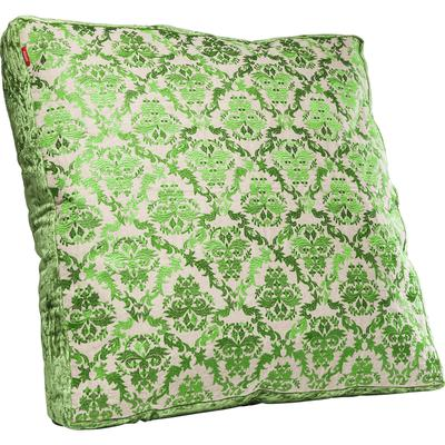 Cojines suelo verde Ornaments 70x70cm