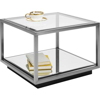 Mesa auxiliar Luigi peq plata 50x50cm