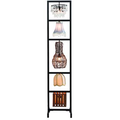Lámpara pie Parecchi Art House pequeño 176cm