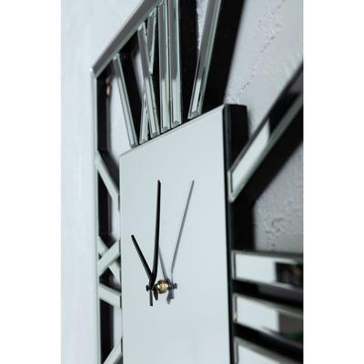 Reloj pared Specchio Square 60x60cm