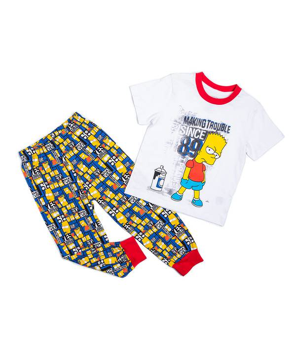 Pijama Niño Simpsons