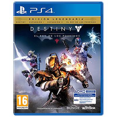 Destiny: The Taken King PS4