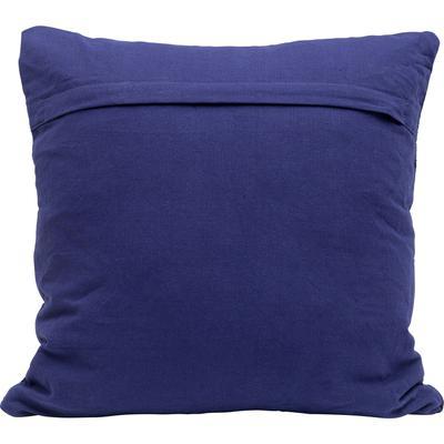 Cojín Tara azul 45x45cm