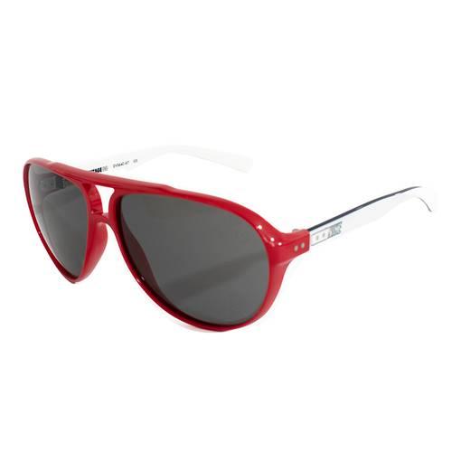 Gafas de Sol Negro - Rojo