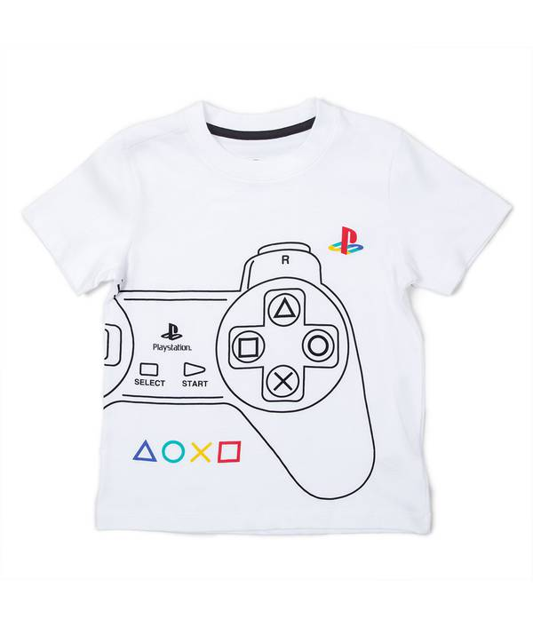 Camiseta Niño Playstation