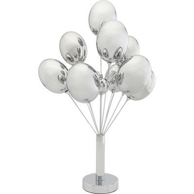Lámpara mesa Silver Balloons