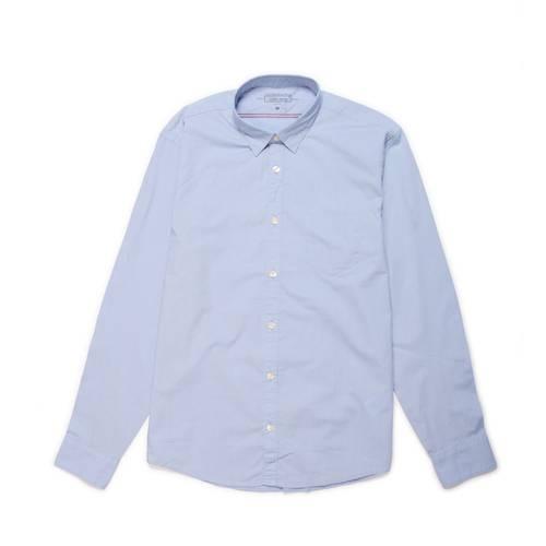 Camisa Manga Larga Color Siete para Hombre