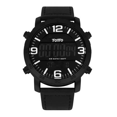 Reloj análogo negro-negro 13-1
