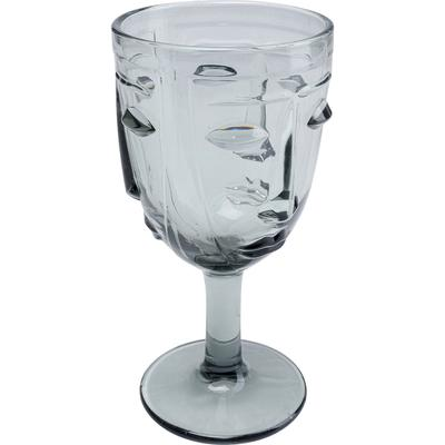 Vaso vino tinto Cara 17cm