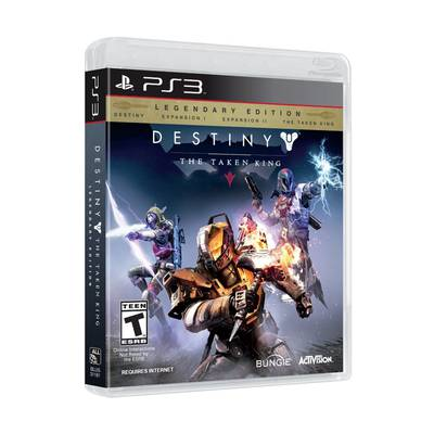 Destiny: The Taken King PS3