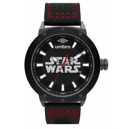 Reloj Análogo Negro-Negro Umb-Sw01-2