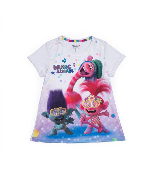 Camiseta Niña Trolls