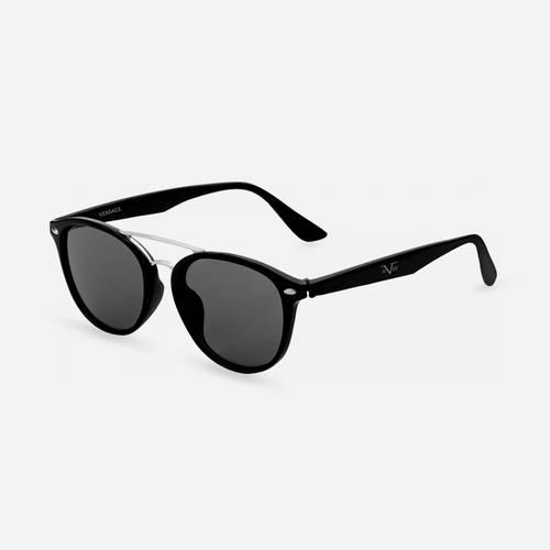 Gafas sol gris-negro 44-3