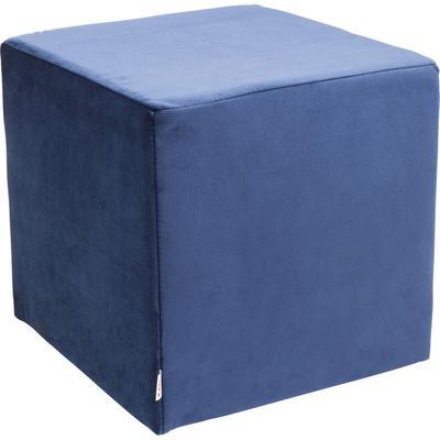 Taburete Velvet Azul