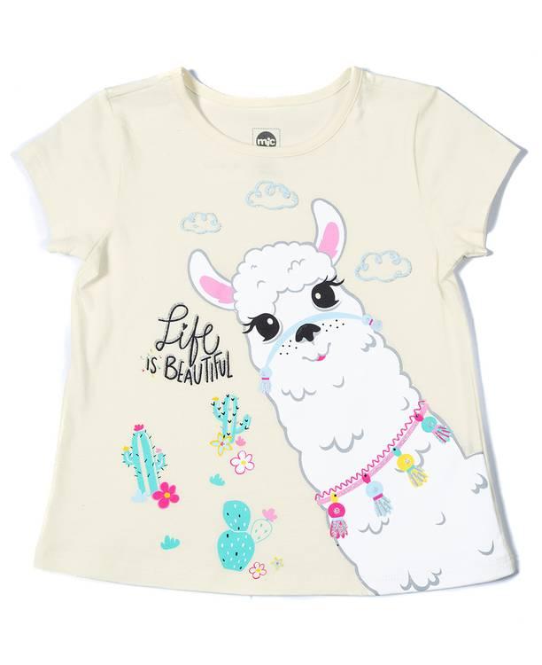Camiseta caminadora mic