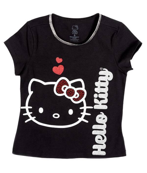 Camiseta Mc Niña Hello Kitty