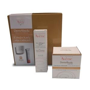 Avene kit Dermabsolu crema 40 ml Gratis Contorno De Ojos