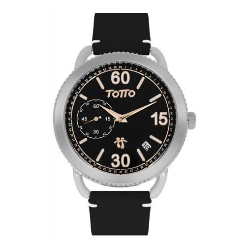 Reloj análogo negro-negro 22-4