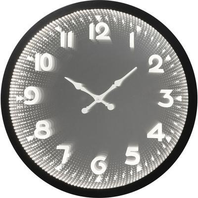 Reloj pared Solo LED Ø98cm