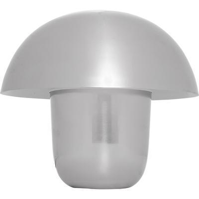 Lámpara mesa Mushroom cromo peq.