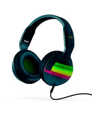 Audífonos Hesh 2 Rasta/Green/Black Mic1 Negro Estampado Gy-410 Negro Estampado - Skullcandy